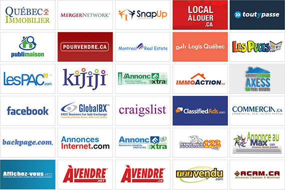 forfaits 30 sites commercial